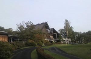 クラブハウス及び宿泊場